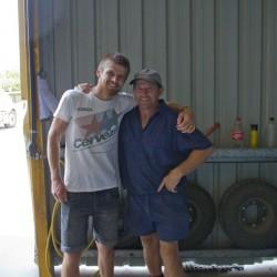 Dennis und Terry