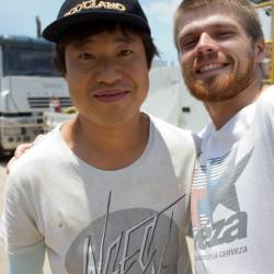 Andy und Dennis