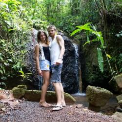 Paronella Park - Teresa Falls