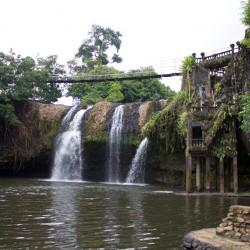 Paronella Park - Wasserfall