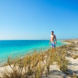 Coral Bay - Sanddünen