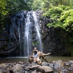 Ellinjaa Wasserfall