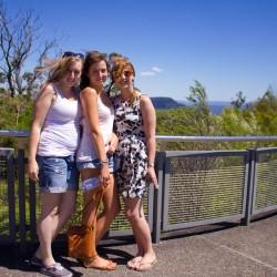 Sharon, Alisa & Lucy